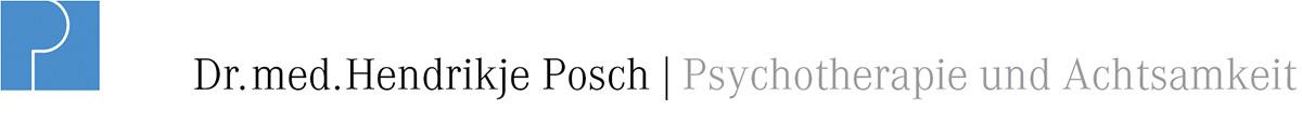 Dr.med.Hendrikje Posch